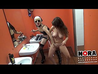 Salon erotico de barcelona 2014