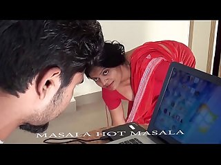 hot mallu aged aunty sex with young boy