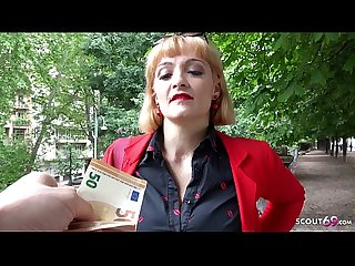 GERMAN SCOUT - BIG TIT MILF MARY FUCK AT REAL STREET CASTING FOR MONEY