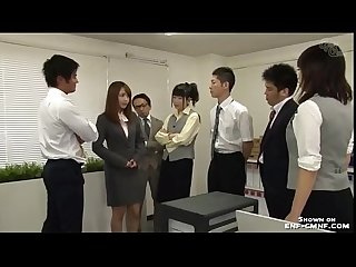 japanese women humiliated in office
