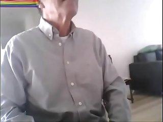 Argentio abuelo polla y culo