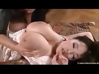 Lesbian interracial sucking big breast part 2
