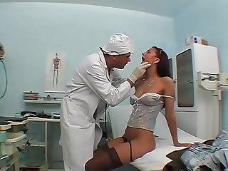 Anal doctor adventure