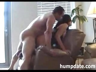 Sexy milf gets slammed hard doggystyle