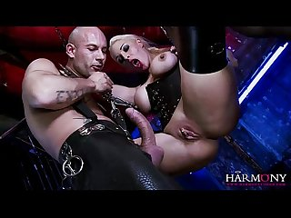 Harmony vision victoria summers dungeon threesome