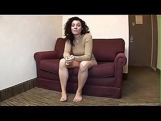 Latina slut fucks black stripper