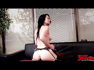 Veruca james banged by a black stud