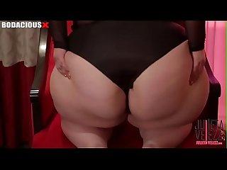 Seductive BBW Julieta Velezz
