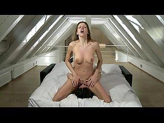 Poniendose Muy intimas en el tico