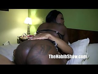 Chocolate thicke ferrari blaque fucked by monster dick bbc P2