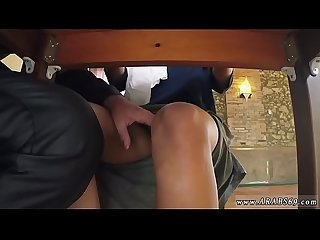 Arab workshop xxx hungry woman gets food and fuck
