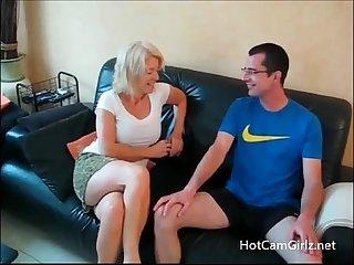Horny Aunt mature hotcamgirlz Net