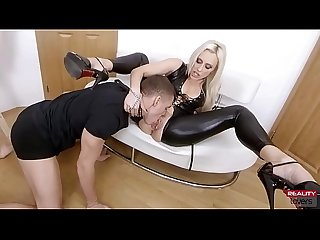 Mistress and Slave BDSM porn