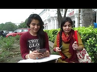 Girls openly talk about masturbation Delhi edition 360p