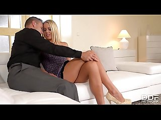 Young luxury nympho lets divorce lawyer fuck her ass