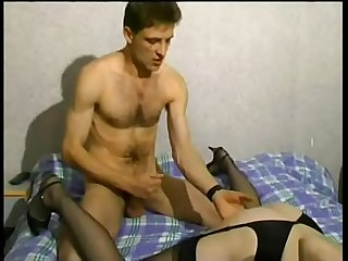 French short hairs mature analfucked
