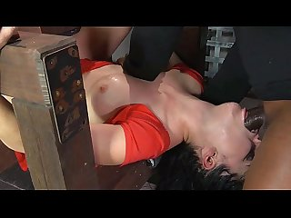 Bdsm Girl in gangbang and Deepthroat watch live cam at ass spanking com
