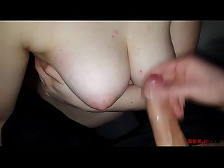 Teen titjob and huge cumshot lpar victoria day rpar