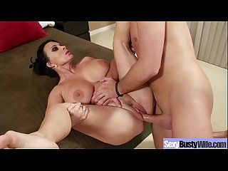 Busty hot sexy wife love sex on camera Vid 03