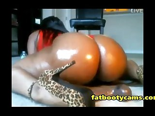 Fuck my big black ass fatbootycams com