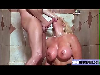 Sex On Camera With Big Round Juggs Hot Wife (Alura Jenson) video-04