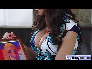 Mature Busty Wife (ariella ferrera) Perform In Hardcore Sex Action Tape video-07