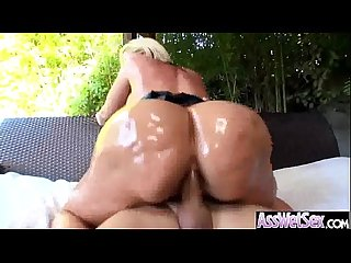 Anal Hardcore Sex Tape With Slut Big Curvy Ass Girl (alena croft) vid-16
