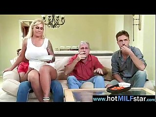 Horny milf ryan conner act like a star riding huge dick clip 12