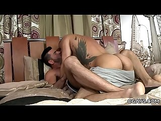 Marcus Isaacs fucks Billy Santoro