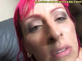 Coco cum covered cougar