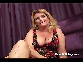 Busty Mom Wanting More Anal Excitement - Full Movie