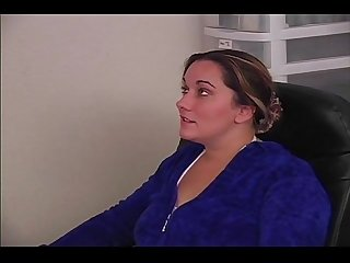 Bbw amateur real video shoot