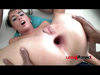 Big butt slut loren 8it all colon phat Ass Girl swallows loads of cum and gets dp ed sz926