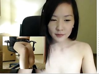 Asian webcam chick exposes her nice pussy more sexyasiancams mooo com