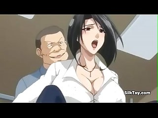 Anime big boobs daughter fucked by dad
