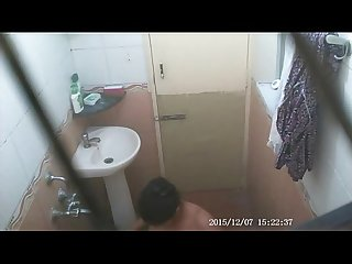 Desi bhabi caught having shower kinu