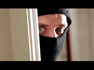 Kagney Linn Karter and the burglar - PrettyDirty