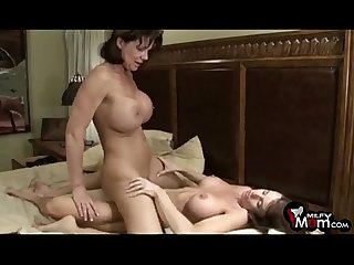 Bibette blanche and deauxma show their milf pussy and boobs milfymom com