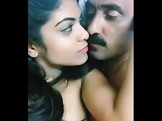 Indian step daughter fucked by his dad