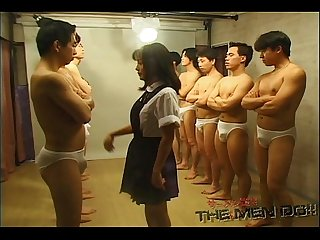 Bukkake highschool lesson 7 2 4 japanese uncensored blowjob