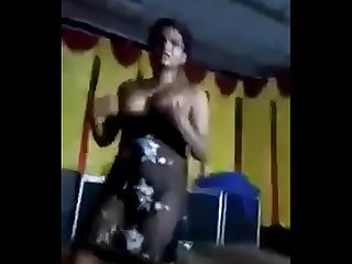 Open recording dance