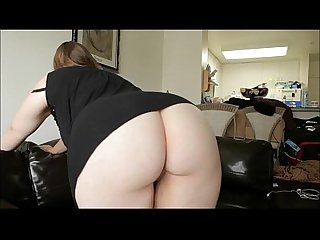 Bbw with a hot fat ass fucks bbc