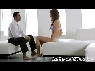 Fresh Girl lisa fucked by her bf at hotel room Reg for Free at DateTeen.com
