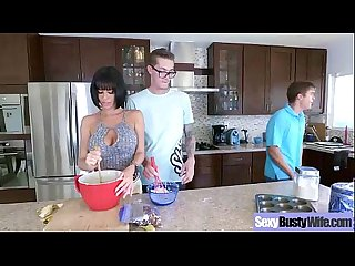Hardcore Sex Tape With Mature Bigtits Lady (veronica avluv) video-29