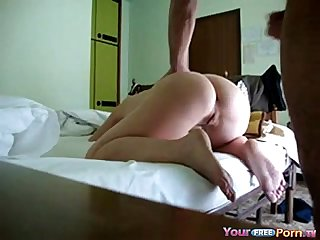 Teen loves anal sex