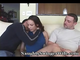 Wife married a sissy hubby