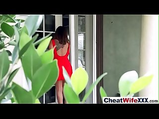 Sex On Cam With Slut Cheating Naughty Hot Wife (kaylani lei) video-14
