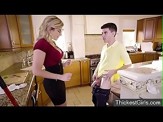 Big dicked teen sticks his cock deep in milf cory chase 3