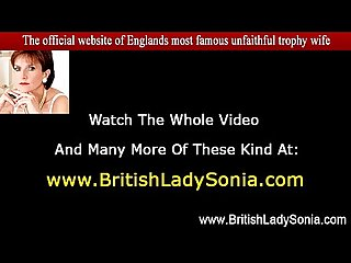Lady Sonia gets banged