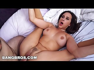 BANGBROS - Ashley Adams�s Juicy Big Tits Will Impress You, For Reals